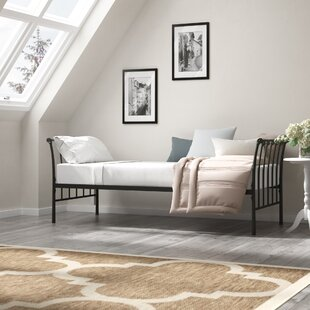 Collin Backless Twin Daybed by Andover Mills
