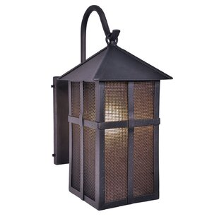 Bayviewpark Outdoor Wall Lantern by Loon ..
