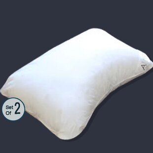 Microfiber Down Alternative Contour Pillow (Set of 2)