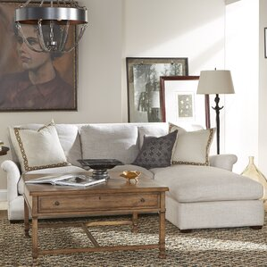 Gibson Sectional by August Grove