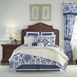 Leland Comforter Set by Croscill Home Fashions Reviews