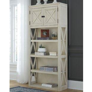 Massimo Tyler Creek Standard Bookcase By Gracie Oaks