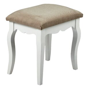 Centauree Dressing Table Stool By Lily Manor