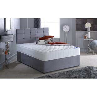 Coilsprung Divan Bed By 17 Stories