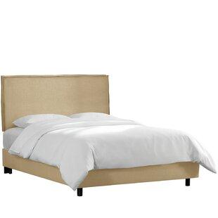Wayfair Custom Upholstery™ Courtney Upholstered Panel Bed
