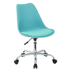 Metal Office Chairs Youll Love Wayfair