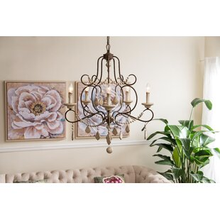 Lark Manor Marchant 5-Light Chandelier