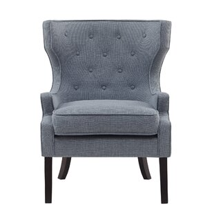 Beringen Tufted Wingback Chair by House of Hampton