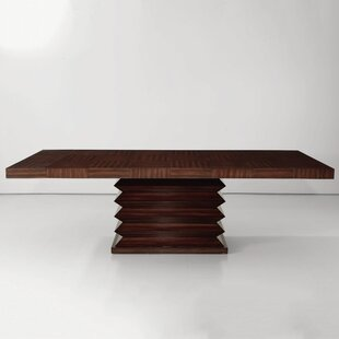 Zig Zag Dining Table by Global Views Salet