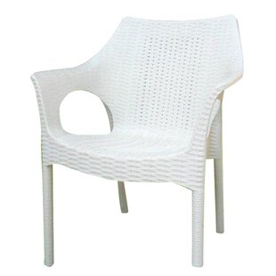 Olin Stacking Patio Dining Chair