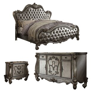 Tanner California King Panel Configurable Bedroom Set by Astoria Grand Sale