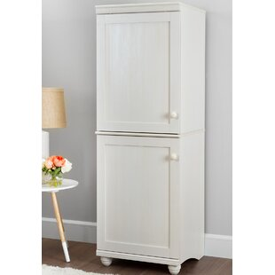 Hopedale 2-Door Narrow Storage Cabinet by South Shore
