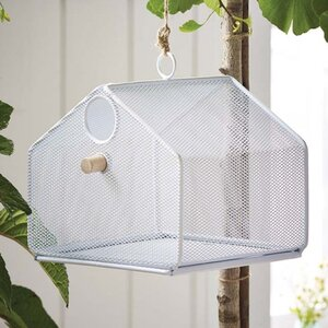 Mesh Nest 7 in x 7.5 in x 8.5 in Birdhouse