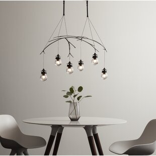 Colesberry 6-Light Cluster Pendant by Foundry Select