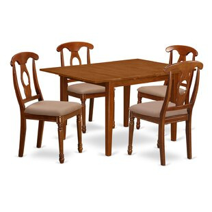 Alcott Hill Lorelai 5 Piece Dining Set