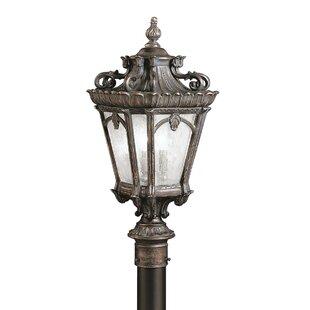 Tournai Outdoor 4-Light Lantern Head by Kichler