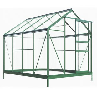 Yarborough 6 Ft W X 6 Ft D Greenhouse By Sol 72 Outdoor
