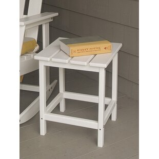 Long Island Plastic/Resin Side Table by POLYWOOD?