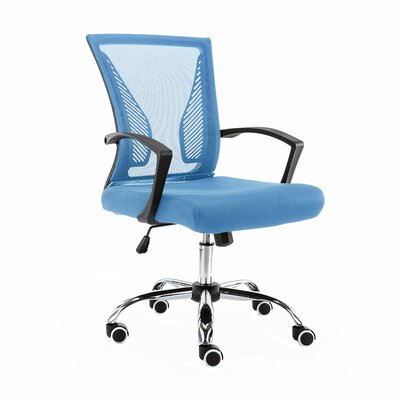 Blue Office Chairs You Ll Love In 2019 Wayfair