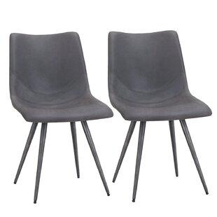 Brayden Studio Hannigan Luxury Dining Chair (Set of 2)