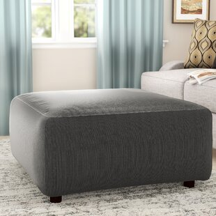 Carrigan Cocktail Ottoman by Winston Porter