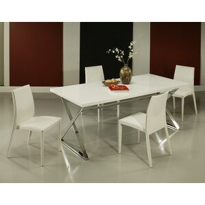 Greenwich 5 Piece Rectangular Dining Set by Impacterra