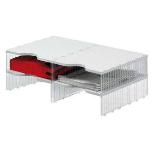 20.6cm H X 60cm W Desk Top Unit By Symple Stuff