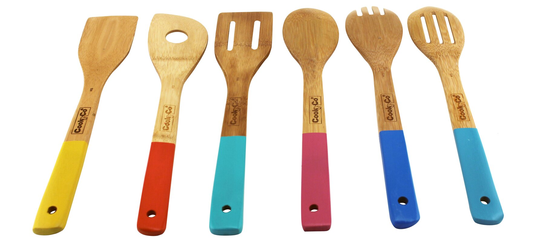 BergHOFF CookNCo 6 Piece Bamboo Utensil Set & Reviews