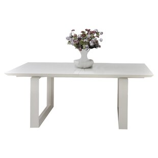 Compare prices Natalia Extendable Dining Table By Sharelle Furnishings