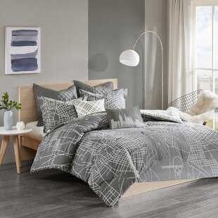 Worksop Reversible Comforter Set