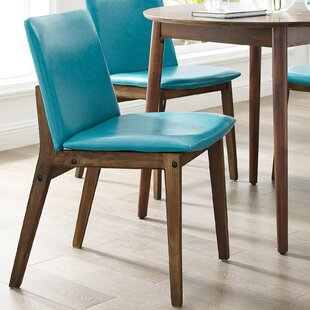 Brito Upholstered Dining Chair (Set of 2)
