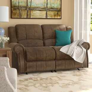 Deals Hilliker Reclining Loveseat by Darby Home Co Reviews (2019) & Buyer's Guide