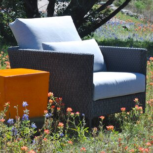 Precision Indoor/Outdoor Patio Chair With Cushions by Seasonal Living