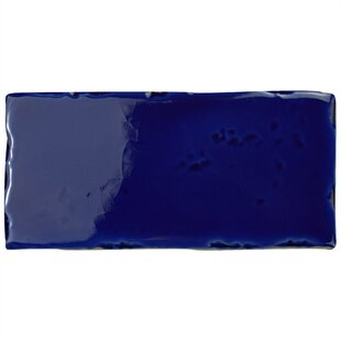 Frisia Subway 2 5 X 13 Ceramic Tile In Blue