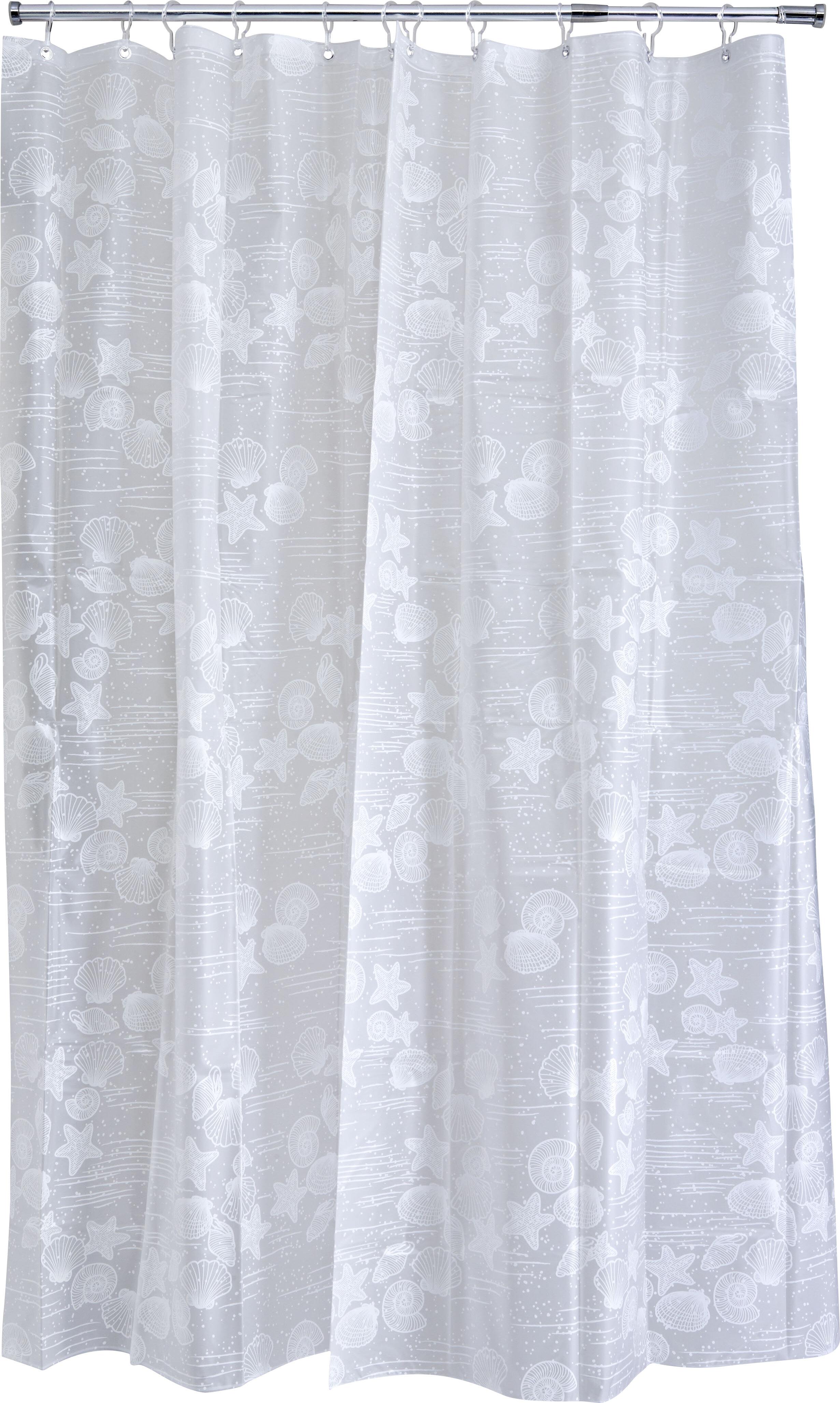 Mainstream By Aqualona Ocean PEVA Shower Curtain Reviews