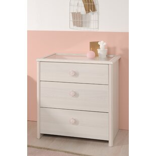 Richbell 3 Drawer Chest