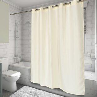 Hammitt Waffle Weave Single Shower Curtain