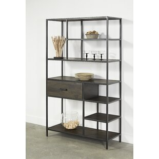 Somerset Etagere Bookcase