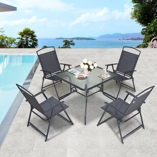 Pvc Patio Dining Sets You Ll Love In 2021 Wayfair