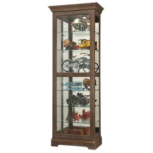 Martindale V Lighted Curio Cabinet by Howard Miller®