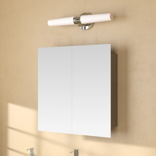 Adonis 2363 x 2363 Surface Mount Medicine Cabinet by Wrought Studio