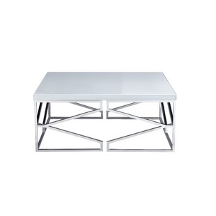 Buy clear Kaleikini Coffee Table By Orren Ellis