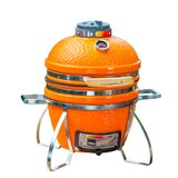 13.5 Cadet Kamado Charcoal Grill byVision Grills