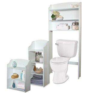 3 Piece Bathroom Storage Set by Jenlea