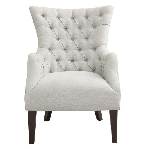 Wonderful Darby Home Co Steelton Button Tufted Wingback Chair U0026 Reviews | Wayfair