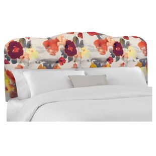 Paradiso Upholstered Panel Headboard by Skyline Furniture