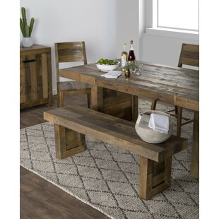 Mistana Abbey Wood Bench
