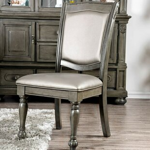 Silva Upholstered Dining Chair (Set of 2)