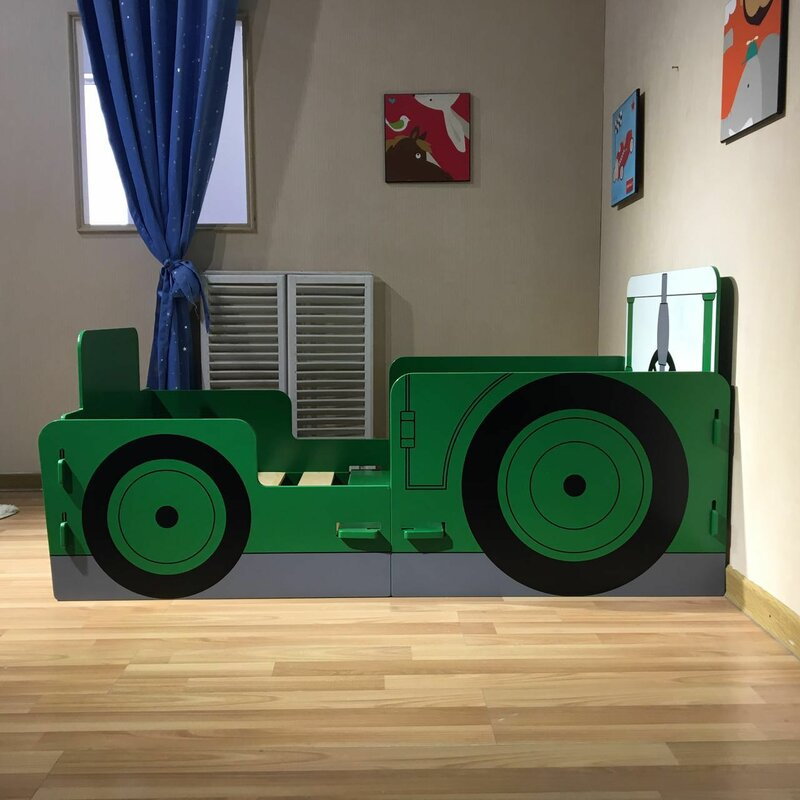 Tractor Ted Junior Standard Bed