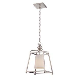 Darby Home Co Taraval 1-Light Lantern Pendant